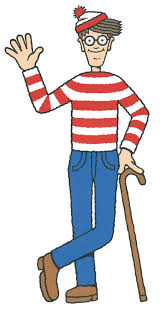 Weird Things In Wheres Waldo
