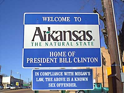 illegal to mispronounce Arkansas while in Arkansas