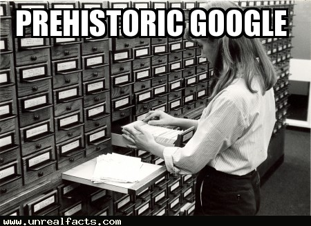 what was used before the dewey decimal system
