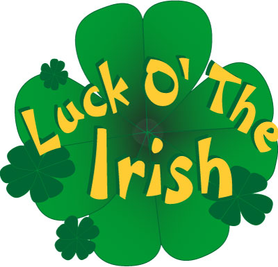 luck of the irish origin