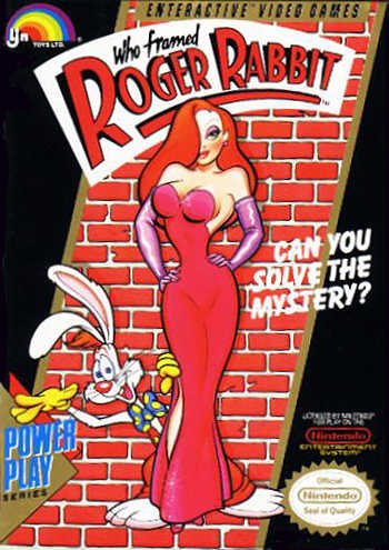 who framed roger rabbit nes phone number