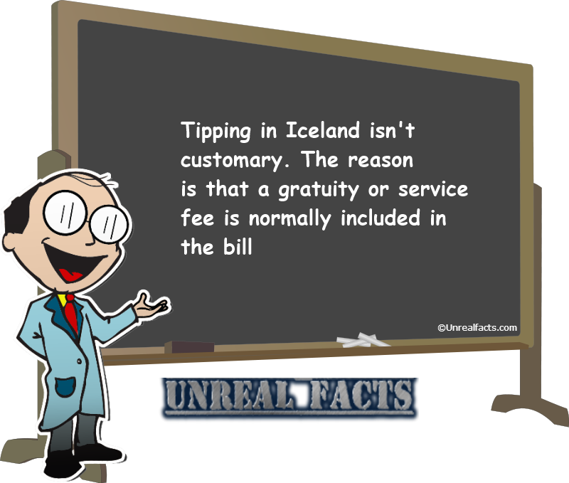 tipping in iceland