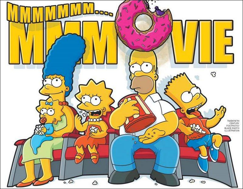 The Simpsons Movie Banned In Burma Unreal Facts For Amazing Facts