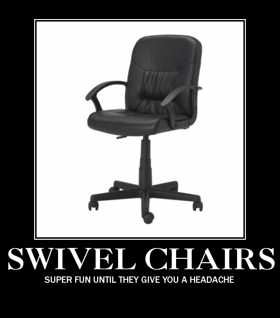 thomas jefferson invented the swivel chair