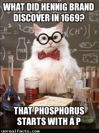 phosphorus urine discovery
