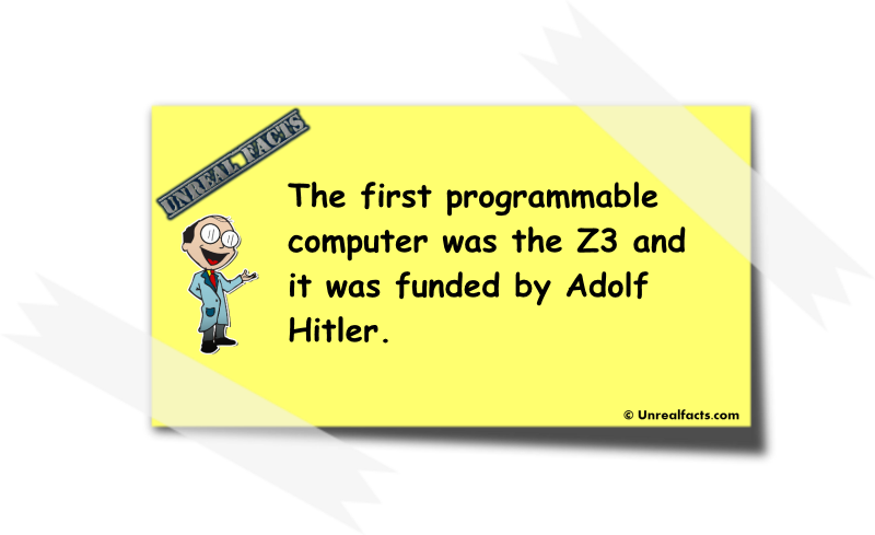 first programmable computer z3