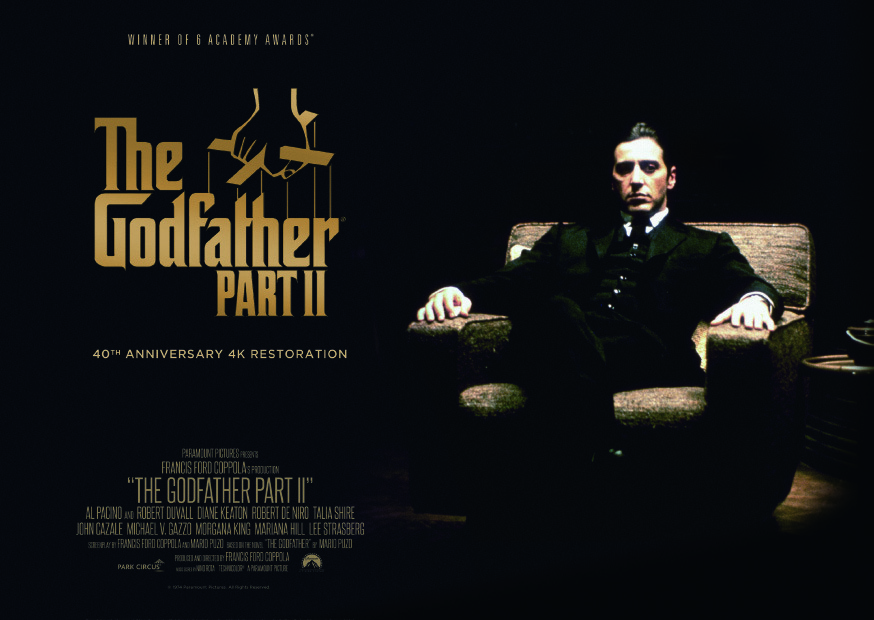 Godfather Part II Is The Only Sequel To Win At The Academy Awards