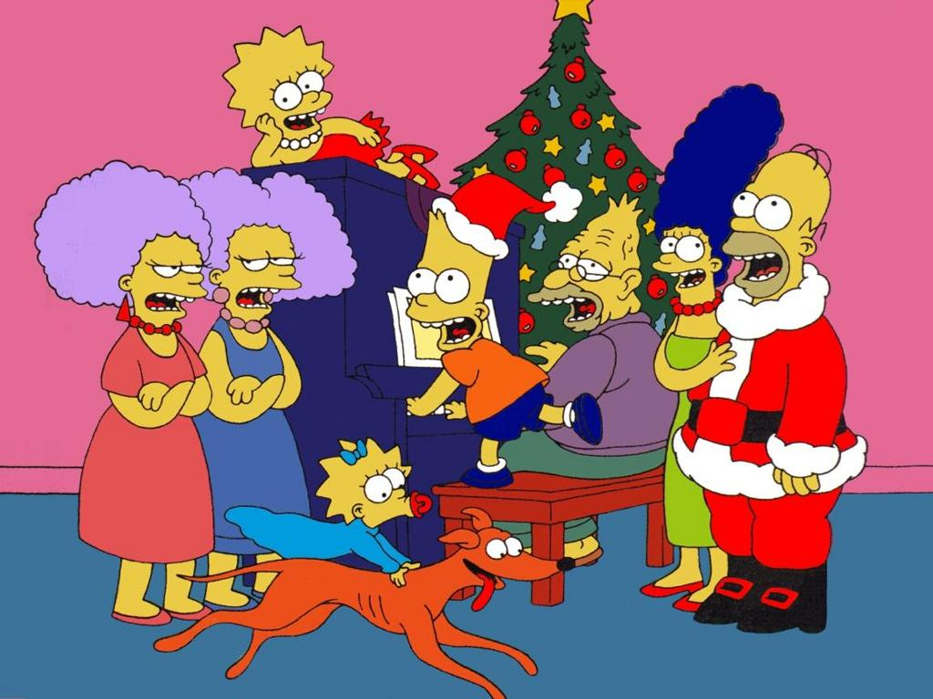 first episode of the Simpsons was a Christmas special