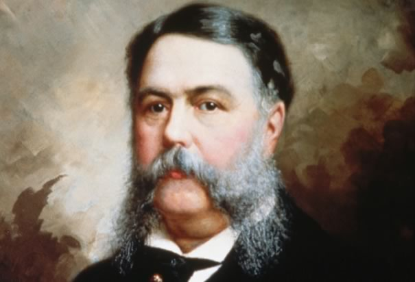 Chester A Arthur Had Up To 80 Pairs Of Pants