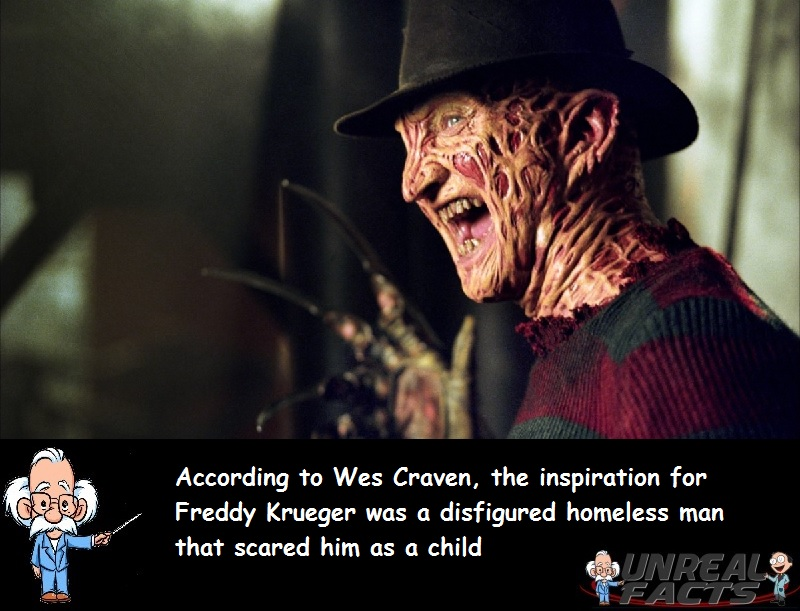 freddy krueger inspiration