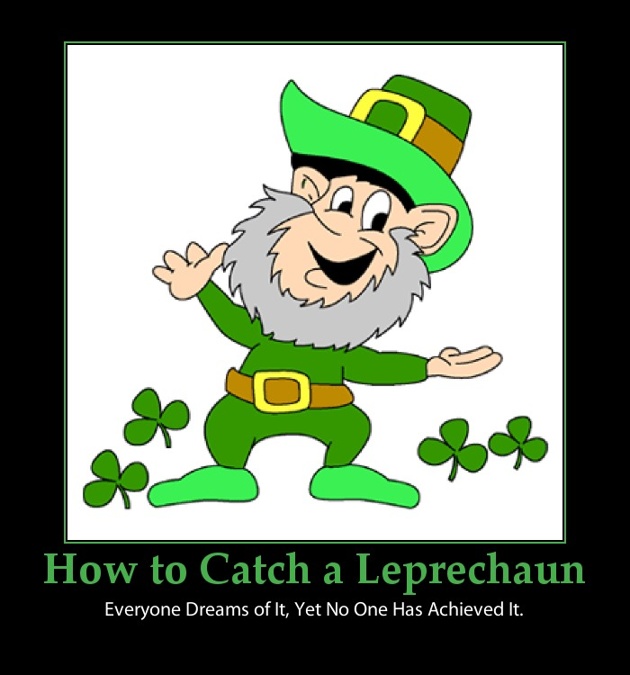 are leprechauns male or female