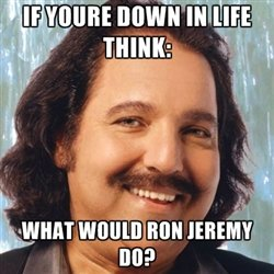 Ron Jeremy special education teacher