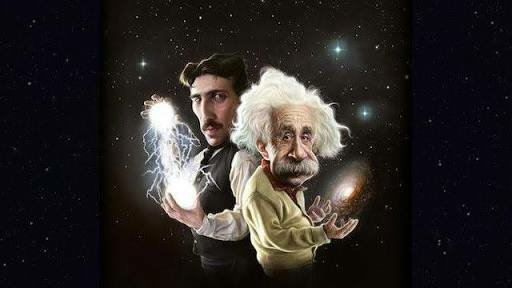Einstein Was Asked How It Felt to Be the Smartest Artest Man Alive and He Replied That They Would Have to Ask Nikola Tesla